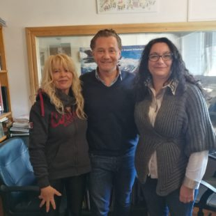 INTERVISTA AL SINDACO DI CORTINA D'AMPEZZO A CURA DI ALESSANDRA SEGAFREDDO DEL MESE DI FEBBRAIO 2020
