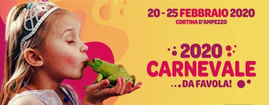 Carnevale a Cortina: il programma