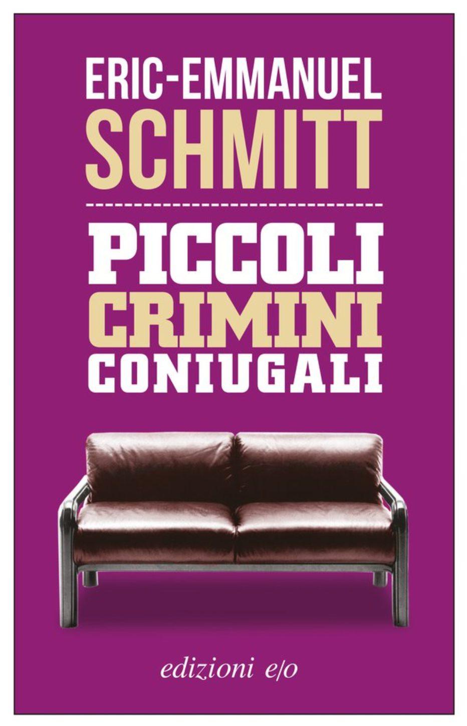 """"""" PICCOLI CRIMINI CONIUGALI"""" DI ERIC-EMMANUEL SCHMITT: IL NUOVO SPETTACOLO DELL'ASSOCIAZIONE CULTURALE REPEAT."""