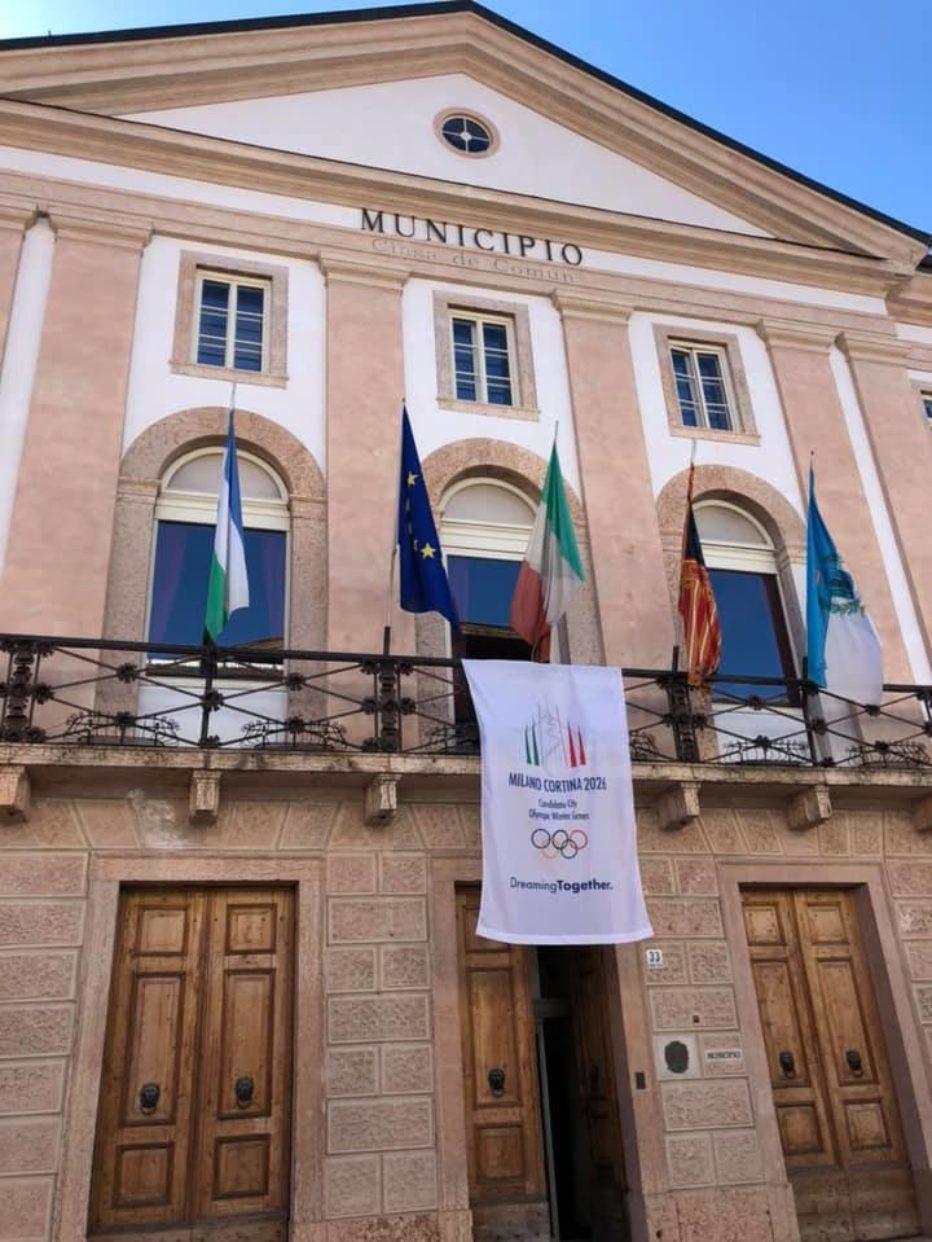 CONVOCATO IL CONSIGLIO COMUNALE A CORTINA D'AMPEZZO