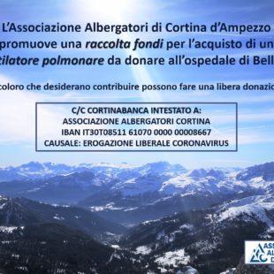 ALBERGATORI A SOSTEGNO DELL'OSPEDALE DI BELLUNO