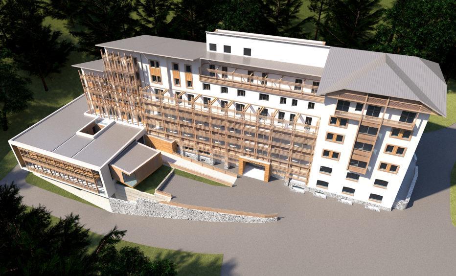 Ospedale di Cortina mette a disposizione 16 posti letto per pazienti non Covid-19