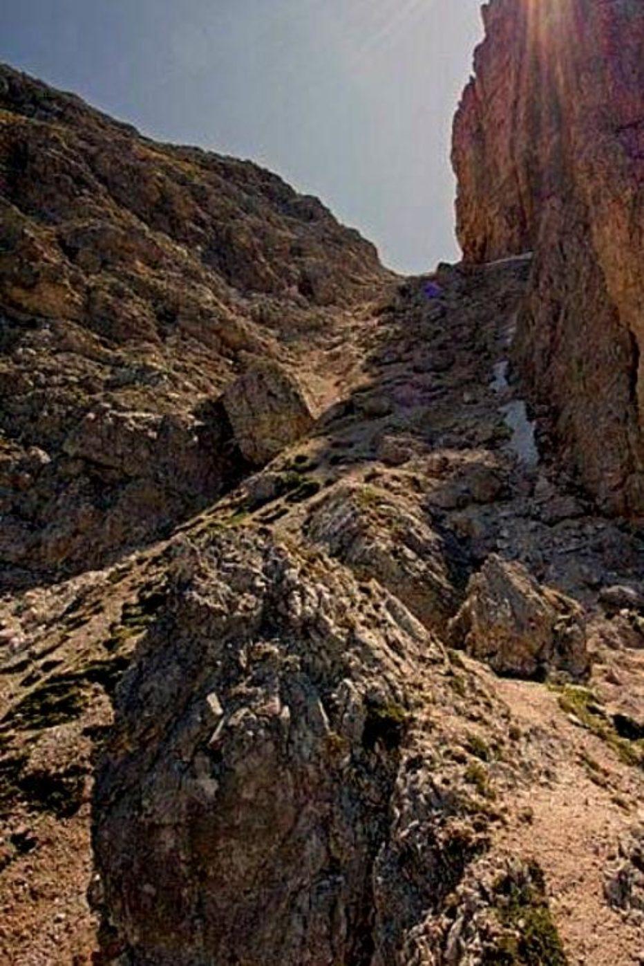 Recuperati dal Soccorso Alpino due escursionisti sul Sorapiss