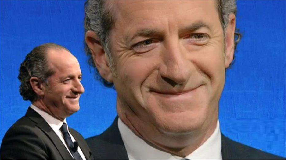 INTERVISTA AL PRESIDENTE DELLA REGIONE VENETO LUCA ZAIA DEL 9 GIUGNO 2020