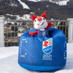 Il Mondiale di Cortina si farà nel febbraio 2021.