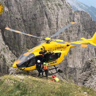 Interventi del Soccorso Alpino sulla Moiazza, Sottsass, Rifugio Nuvolau, Tofana di Rozes, Casera Vedorcia