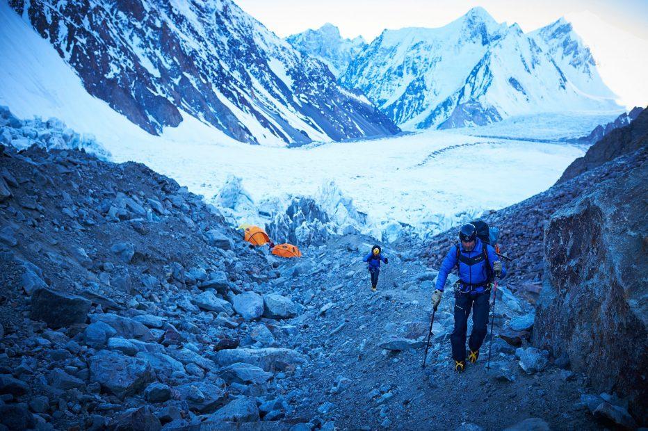 LAGAZUOI EXPO DOLOMITI: DOPPIA SPEDIZIONE SUL K2
