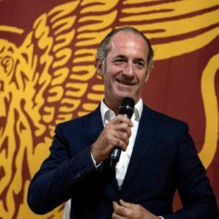 Luca Zaia confermato nuovamente alla guida della Regione Veneto, intervista