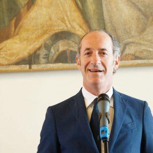 INTERVISTA AL PRESIDENTE DELLA REGIONE VENETO LUCA ZAIA DEL 16 FEBBRAIO 2021