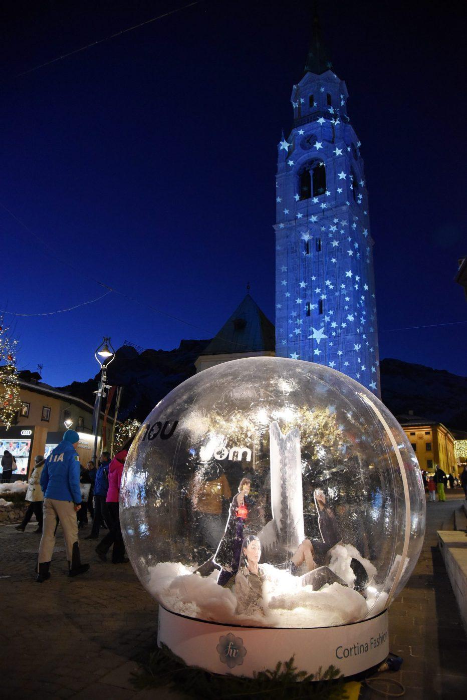 """Cortina Fashion Weekend 2020, un'edizione """"responsabile"""""""