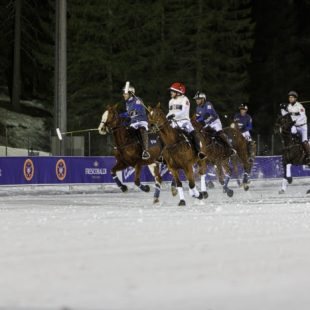 WINTER POLO E SLEDDOG: UN WEEKEND DI GRANDE SPORT A CORTINA