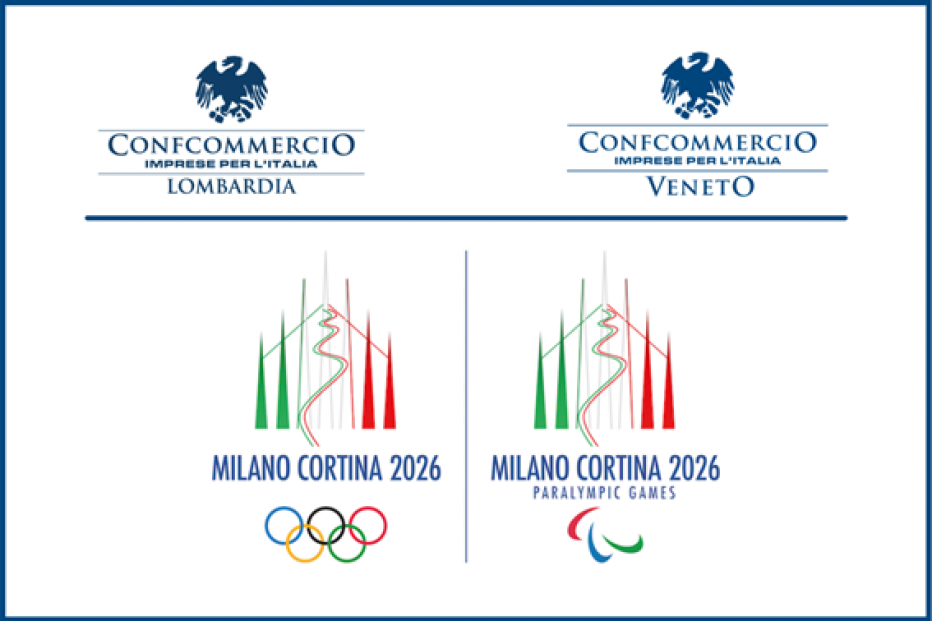 """Olimpiadi 2026: Confcommercio e Milano Cortina 2026 stringono un patto per promuovere """"le eccellenze a Km0"""""""