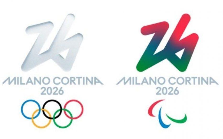 Svelato il logo ufficiale dei Giochi Olimpici e Paralimpici Milano-Cortina 2026