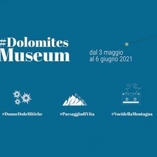 II EDIZIONE DELLA CAMPAGNA #DOLOMITES MUSEUM:ASCOLTA L'INTERVISTA CON GIACOMO POMPANIN,REFERENTE DEL PROGETTO MUSEO DELLE DOLOMITI.