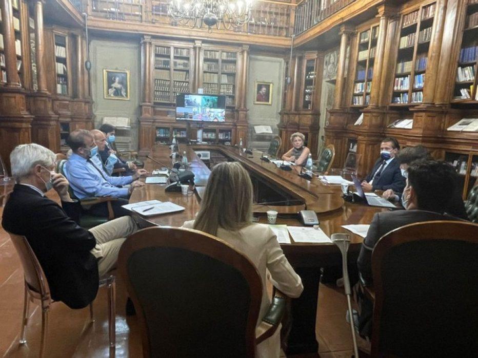 Milano-Cortina: prima riunione del tavolo tecnico per le opere