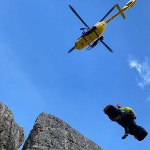 Gli interventi del Soccorso Alpino di oggi sabato 31 luglio 21