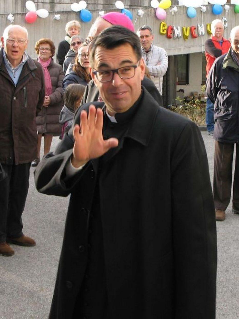 Nuova missione per don Graziano Dalla Caneva e per don Andrea Constantini