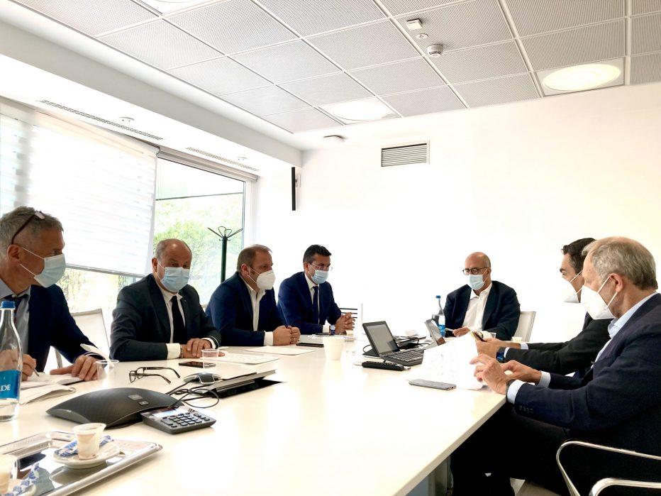 Incontro Provincia-Enel, si lavora a un ampliamento della collaborazione