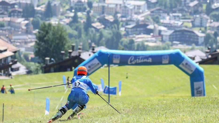 Il 31 luglio e 1 agosto 2021 la Coppa del Mondo di sci d'erba torna a Cortina d'Ampezzo.