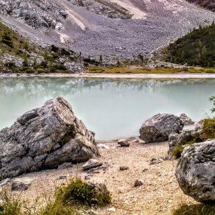 Malore mortale al lago Sorapiss