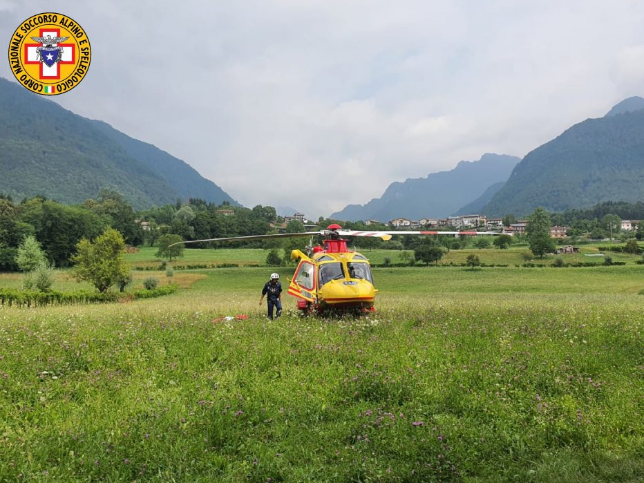 Altri interventi del Soccorso Alpino di oggi sabato 24 luglio 2021