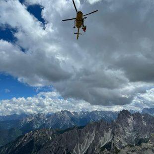 Altri interventi del Soccorso Alpino di oggi sabato 7 agosto 21 in Alpago, Tre Cime di Lavaredo e Vodo di Cadore