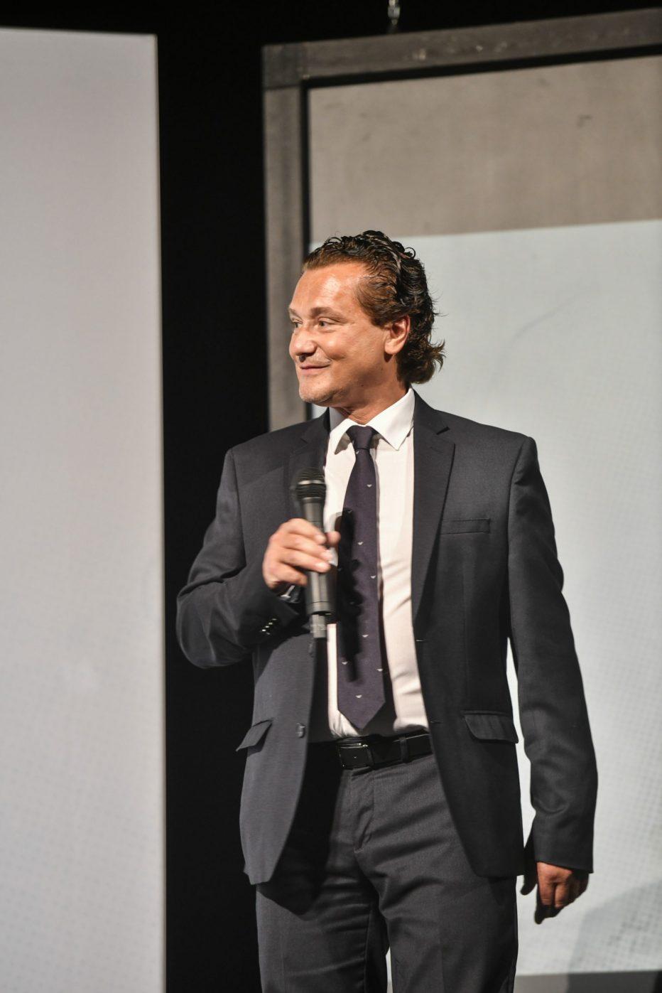 INTERVISTA AL SINDACO DI CORTINA D'AMPEZZO GIANPIETRO GHEDINA DEL MESE DI SETTEMBRE 2021