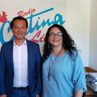 INTERVISTA AL SINDACO DI CORTINA D'AMPEZZO GIANPIETRO GHEDINA DEL MESE DI OTTOBRE 2021